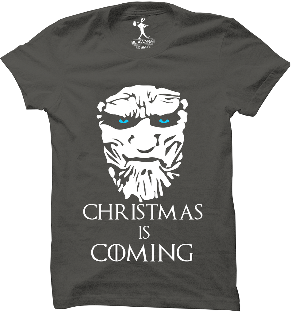 Christmas Is Coming T-Shirt - Mistics