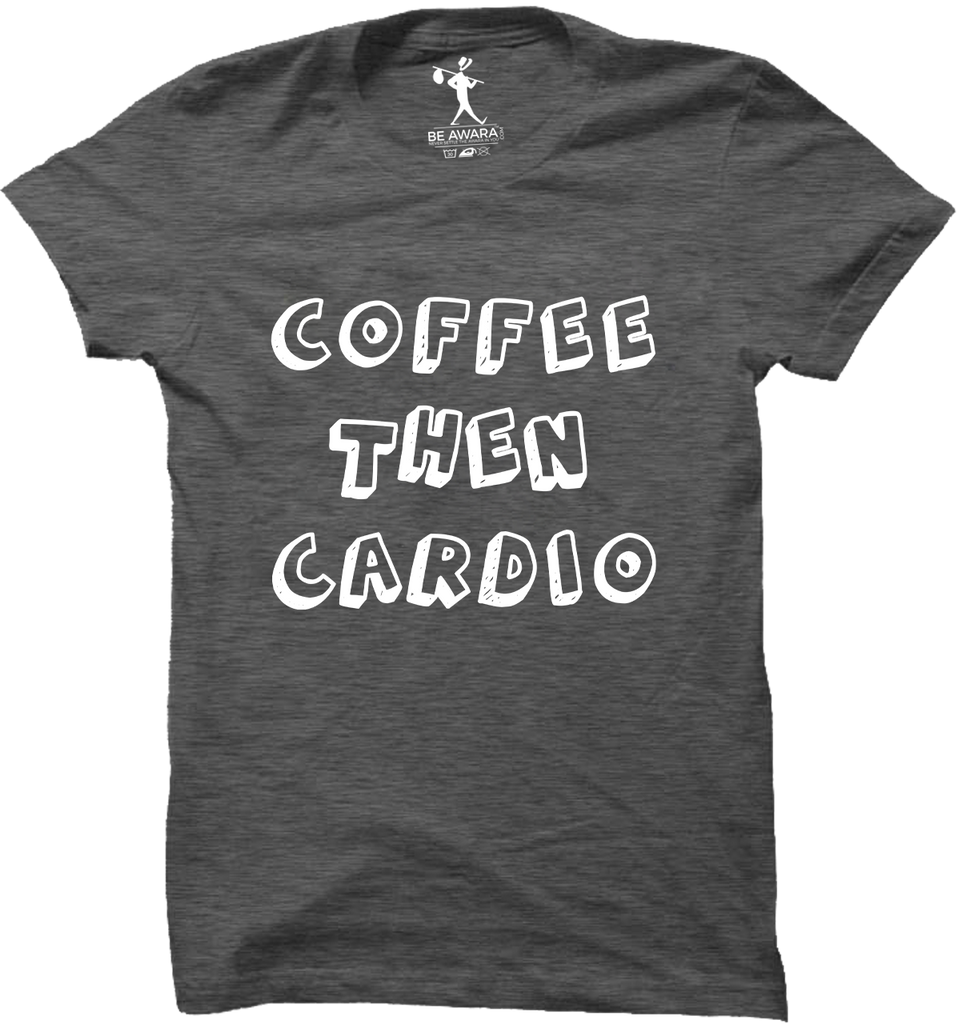 Coffee Cardio T-Shirt - Mistics