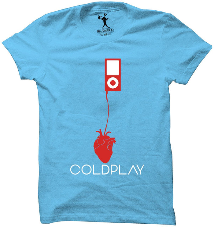 Coldplay T-Shirt - Mistics