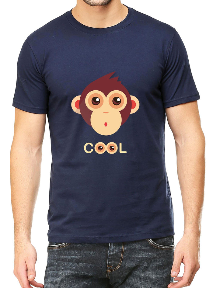 Cool Monkey T-Shirt - Mistics