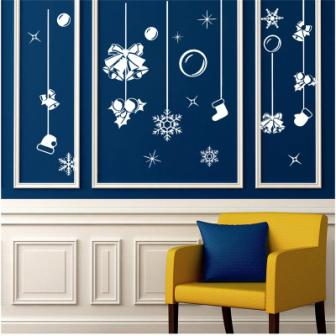 Christmas Wall Decal - Mistics