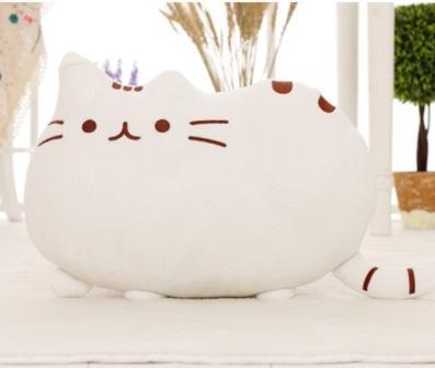 Plush Kitten Pillows - Mistics