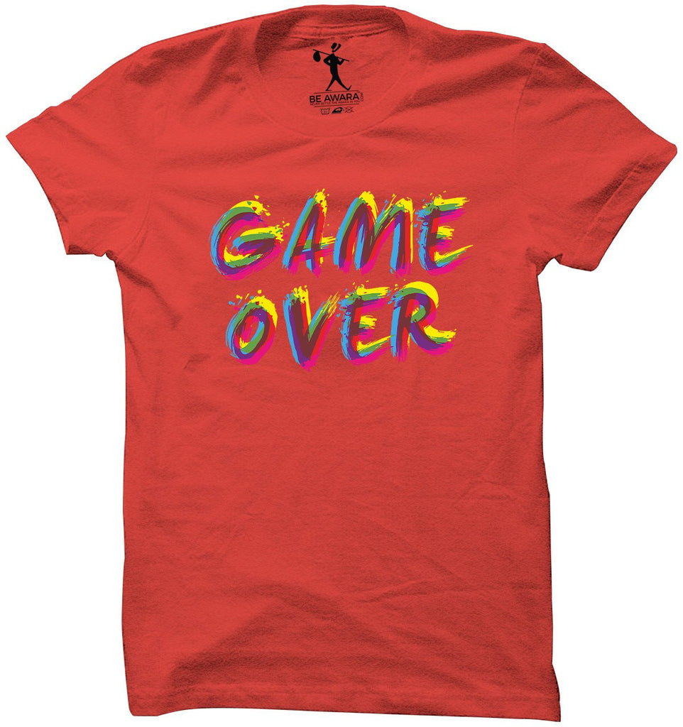 Game Over T-Shirt - Mistics