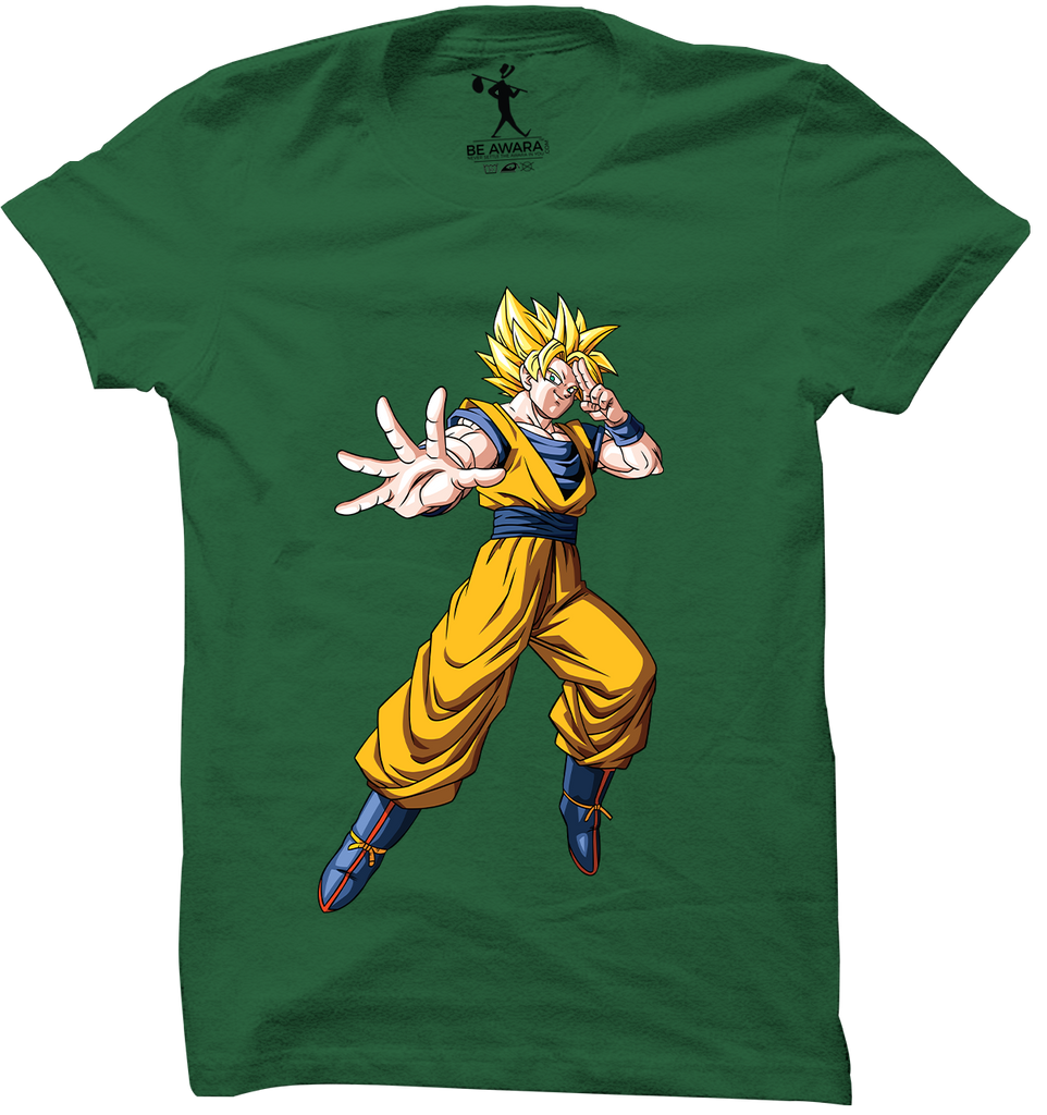 Goku Dragon Ball Z T-Shirt - Mistics