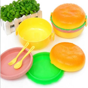 Burger Lunch Box - Mistics