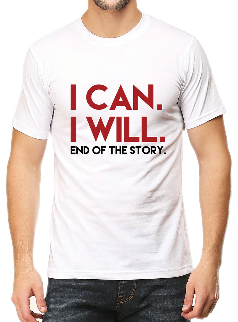 I Can I Will T-Shirt - Mistics