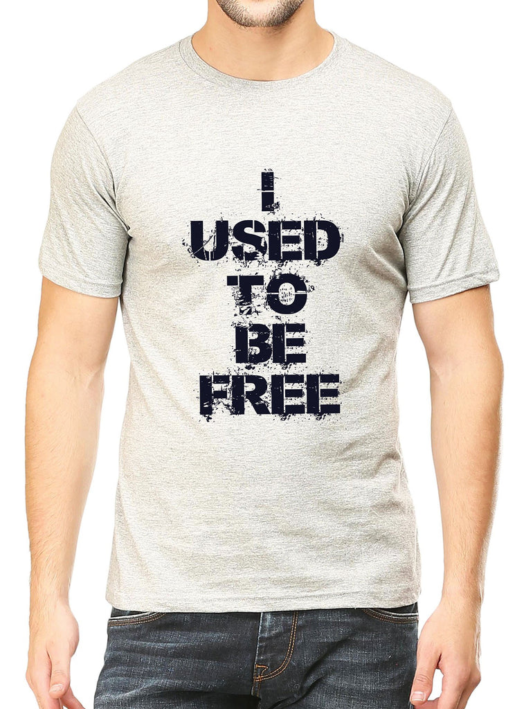I Used To Be Free T-Shirt - Mistics