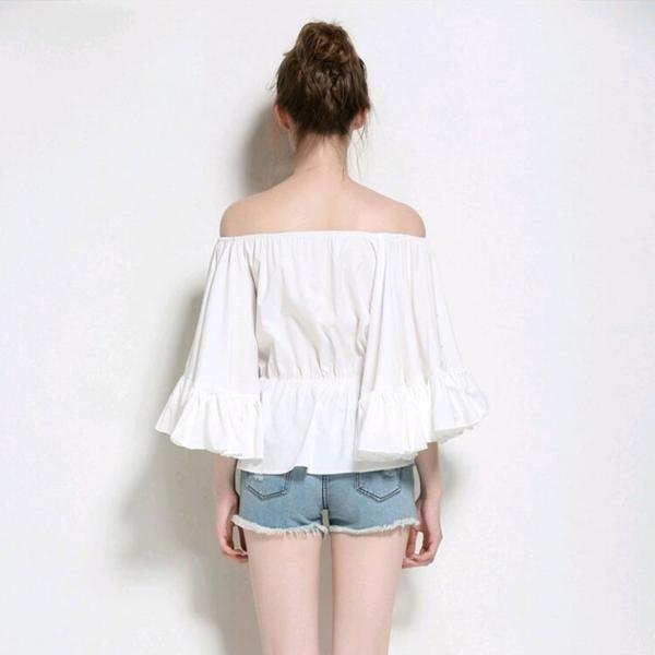 Off the Shoulder Top - Mistics