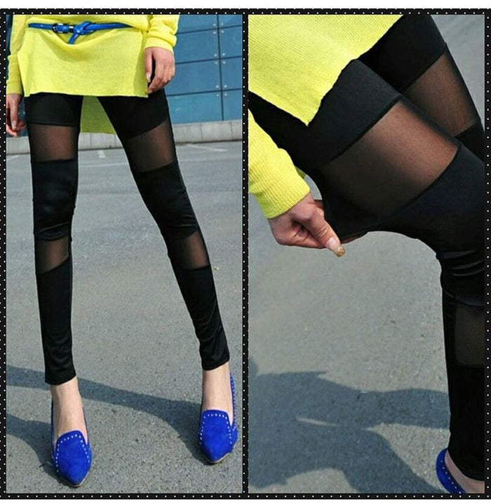 Banded Leggings - Mistics