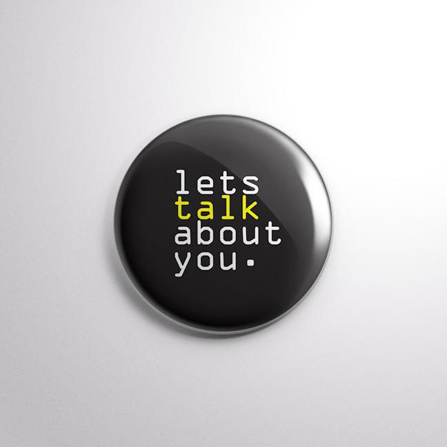 LET'S TALK ABOUT YOU - Mistics