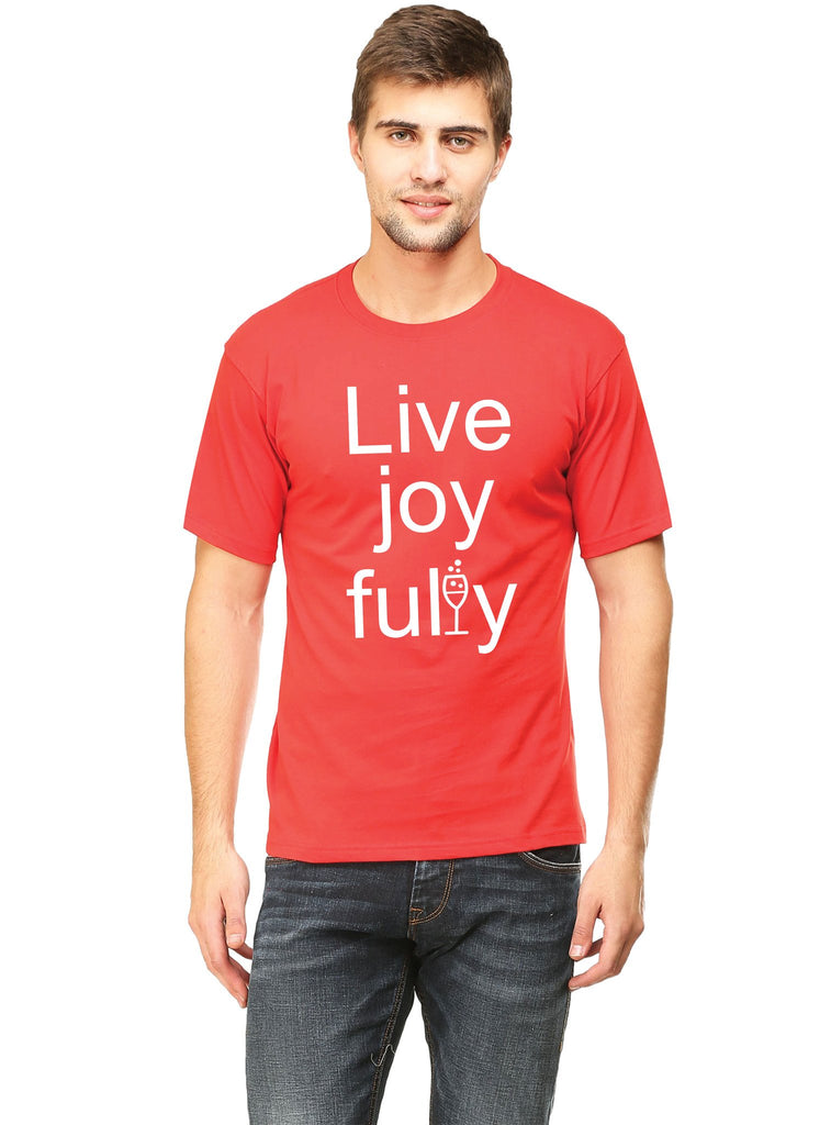 Live Joy Fully T-Shirt - Mistics
