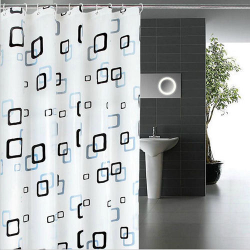 Waterproof Shower Curtain - Mistics