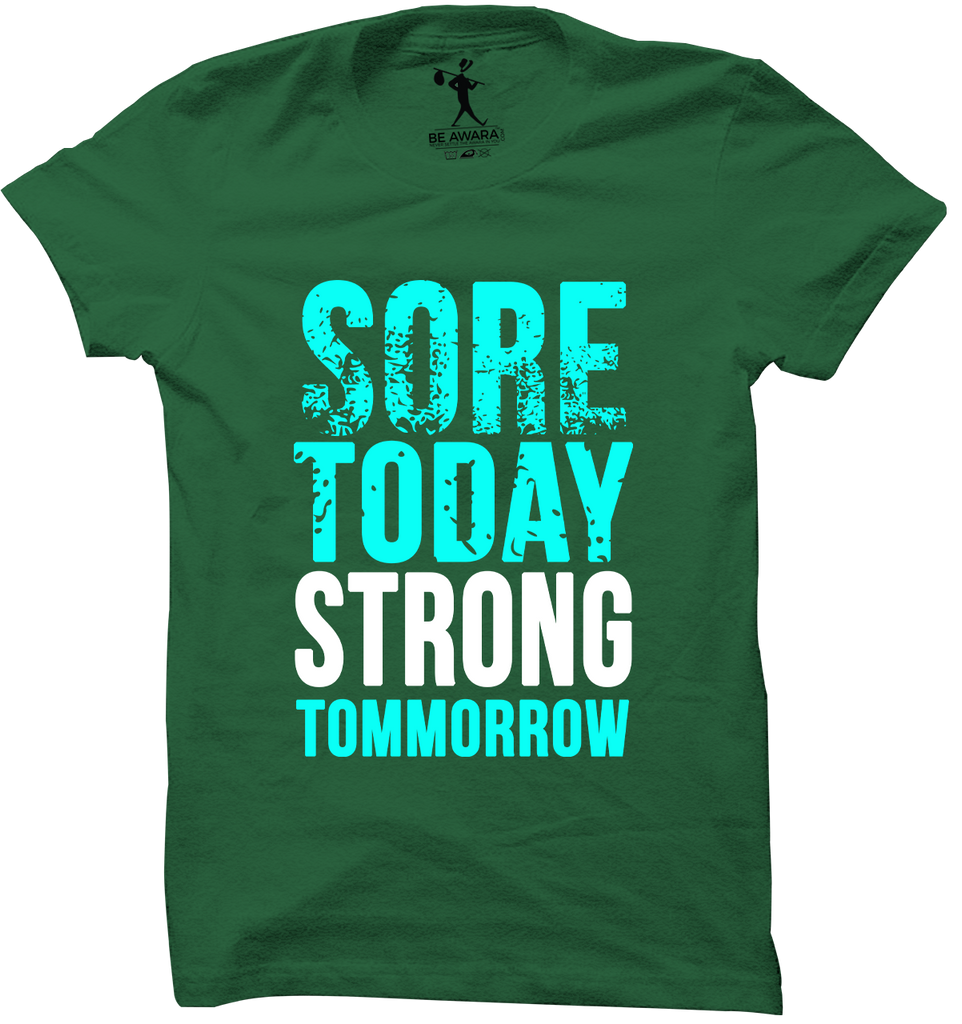Sore Today T-Shirt - Mistics