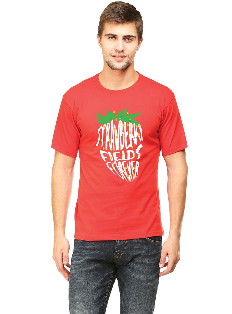 Strawberry T-Shirt - Mistics