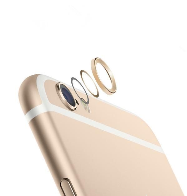 Lens Protection Ring - IPhone - Mistics