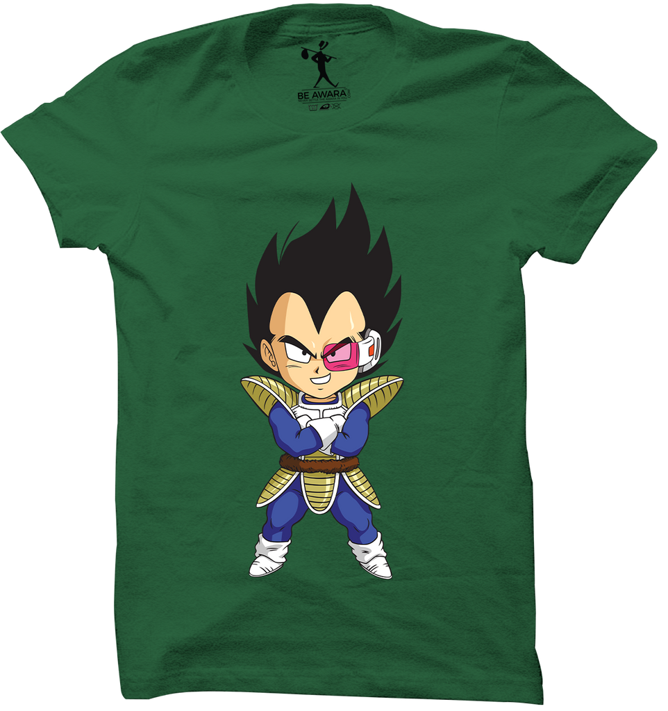 Vegeta Super Saiyan Dragon Ball Z T-Shirt - Mistics