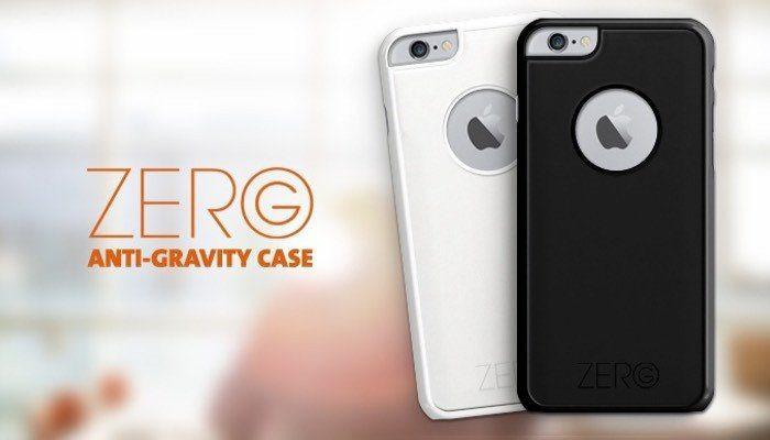 TUZECH IPHONE 6 ZERO GRAVITY CASE STICK ANYWHERE (EXCLUSIVE LAUNCH) - Mistics