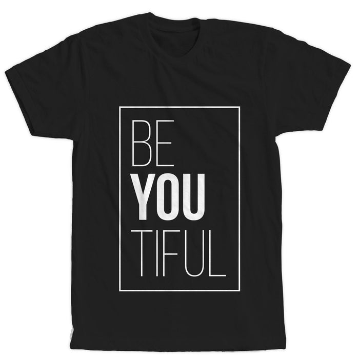 Be you and be beautiful! Gift this to someoen you think deserves it