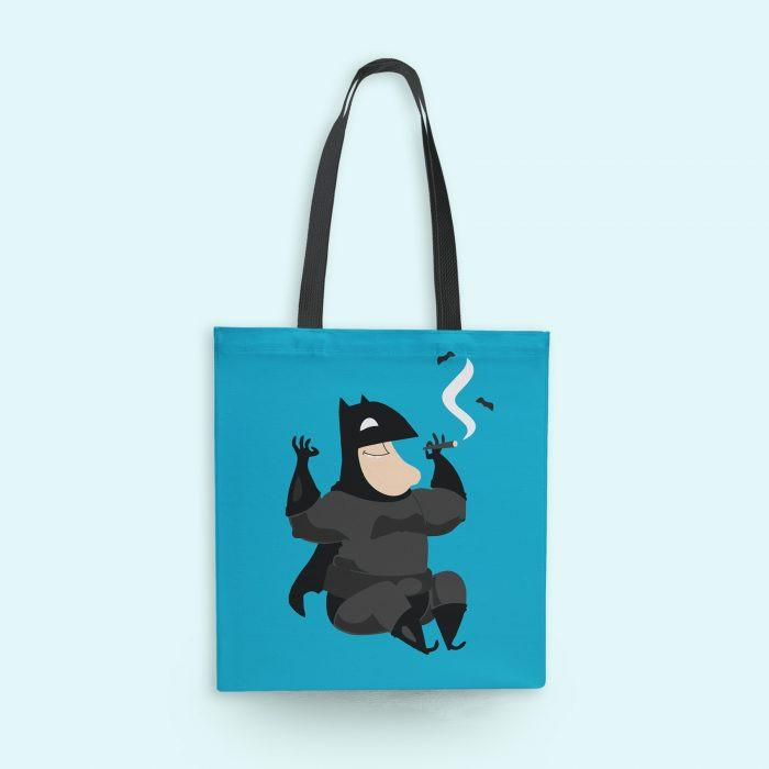 Chillin Superhero Tote Bag - Mistics