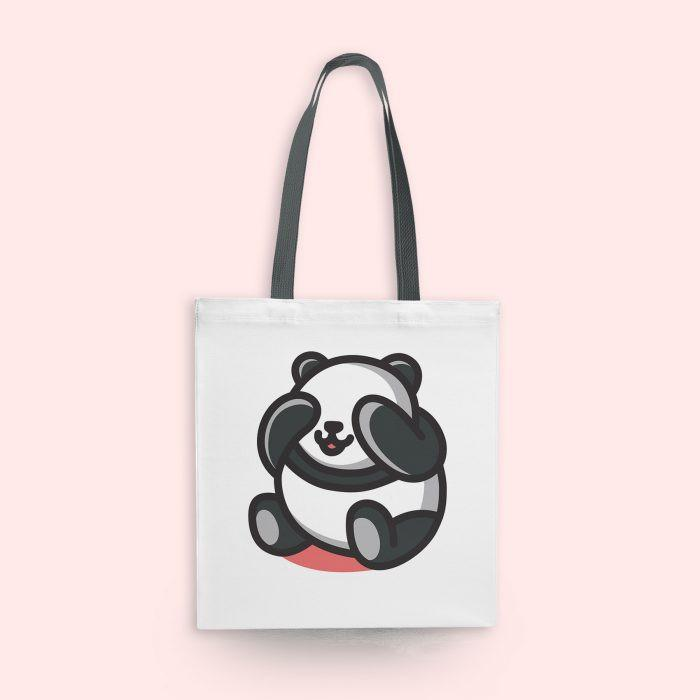 Cute Panda Tote Bag - Mistics