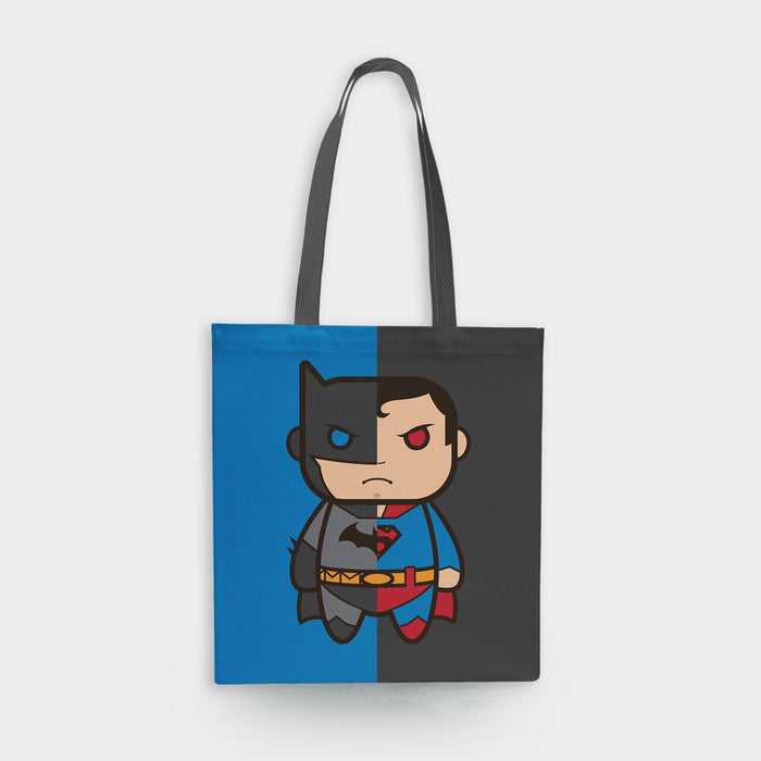 Cute Superheroes Tote Bag - Mistics