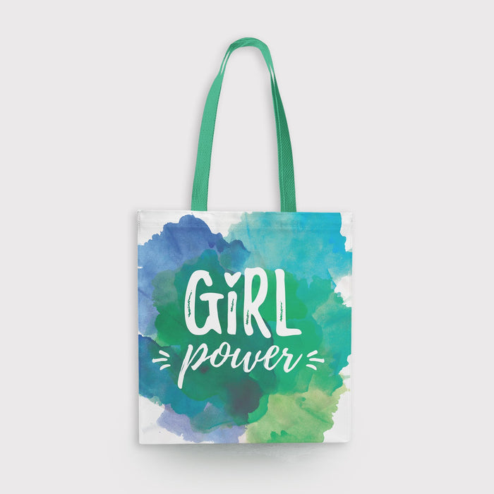 Girl Power Tote Bag - Mistics