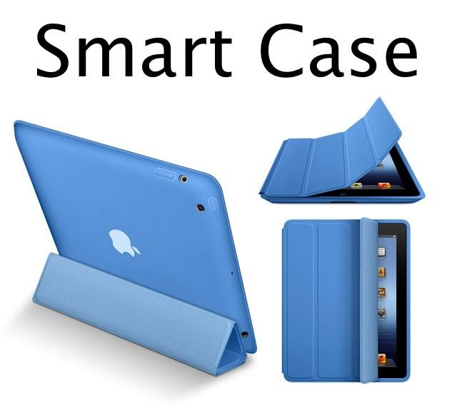 TUZECH MAGNETIC SMART BOOK COVER FOR IPAD 2-3-4 - Mistics