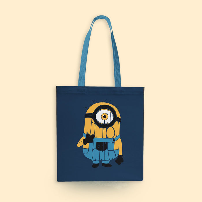 Minion Typography Tote Bag - Mistics