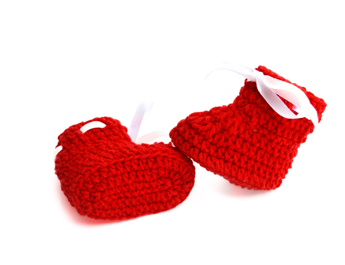 Warm Infant Booties - Mistics
