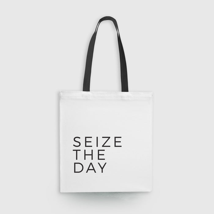 Seize The Day Tote Bag - Mistics