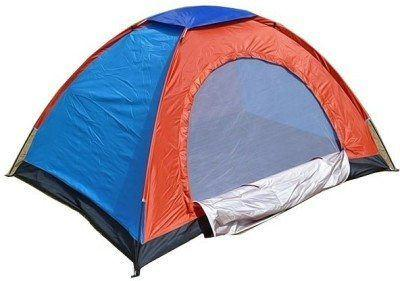 TUZECH PORTABLE TENT FOLDABLE INSTANT CAMPING FAMILY ADVENTURE HOME TENT - FOR 6 PERSONS - Mistics