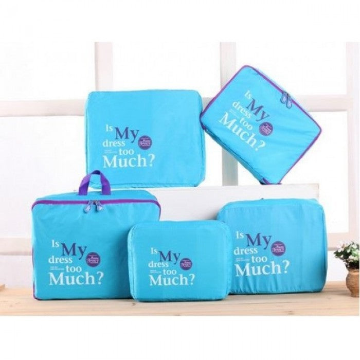 Bags in Bag( Set of 5) - Mistics