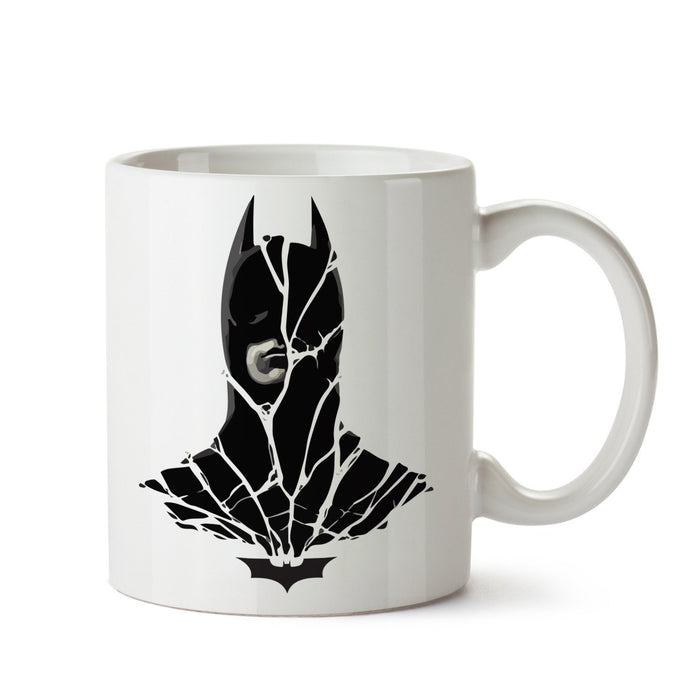 Cracked Player White Coffee Mug - Mistics