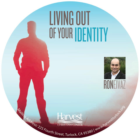 Living Out of Your Identity (Downloadable)