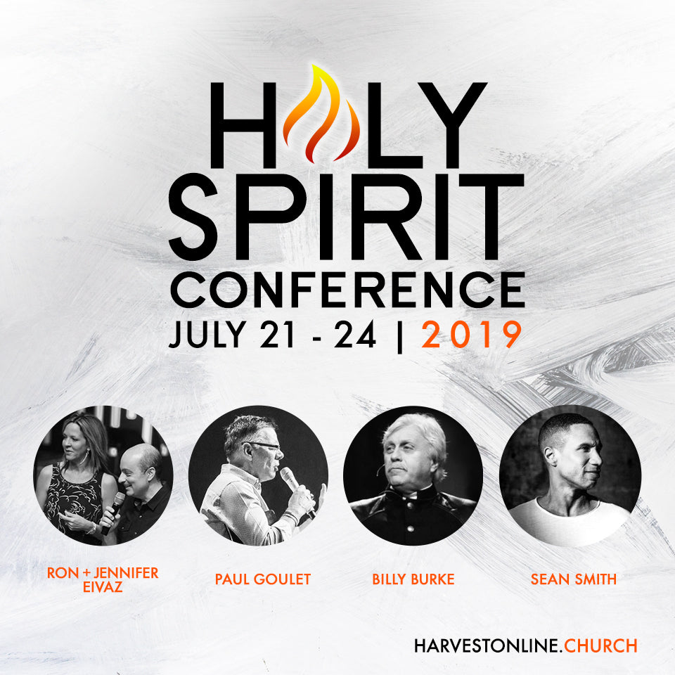 Holy Spirit Conference Thumb Drive • Sessions 1-7