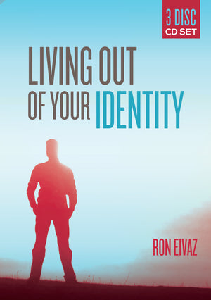 Living Out of Your Identity CD Set