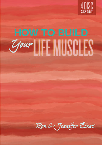 How To Build Life Muscles CD Set
