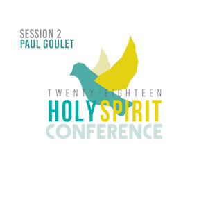 HSC 2018 Session 2 | Paul Goulet