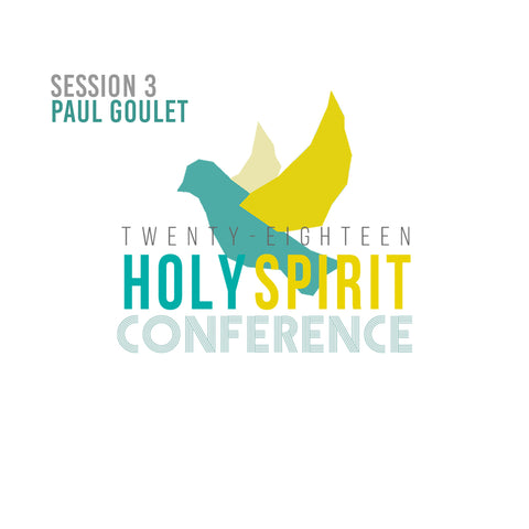 HSC 2018 Session 3 | Paul Goulet