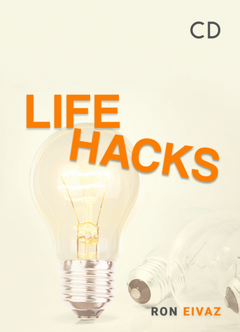 Life Hacks • CD Set • Ron Eivaz