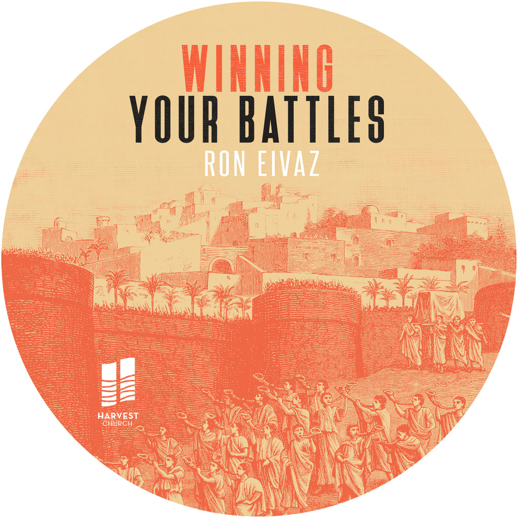Winning Your Battles (CD)