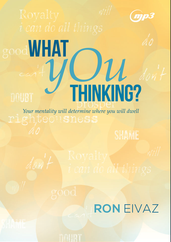What You Thinking? MP3 Set