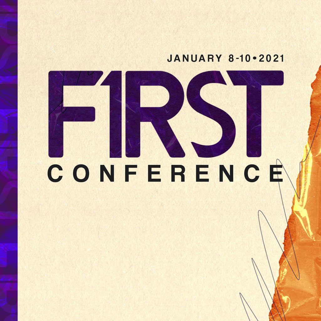 PRE-ORDER First Conference CD Set