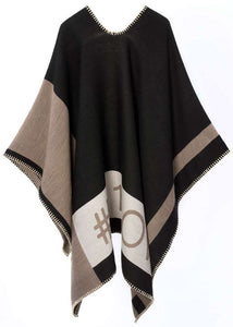 N.1LOVE Black Cape