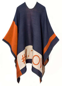 N. 1LOVE Navy Cape