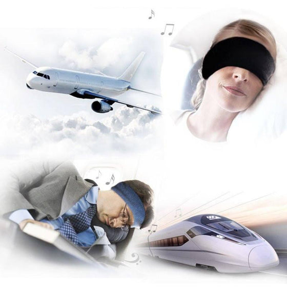 Anti-Noise Sleeping Earphones Headband