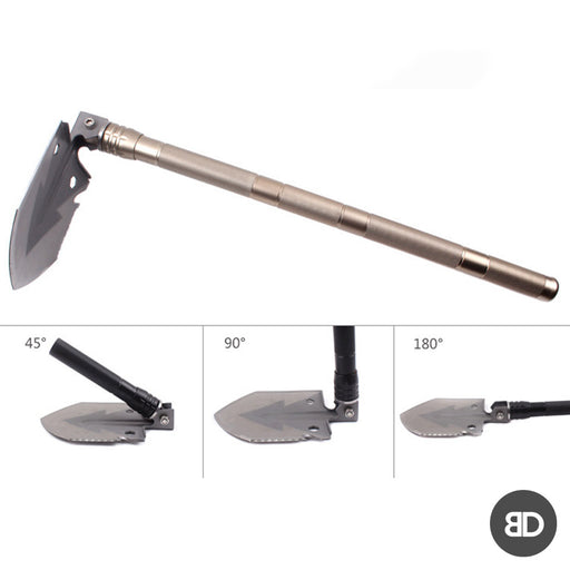 Multi-function Survival Shovel Mlitary