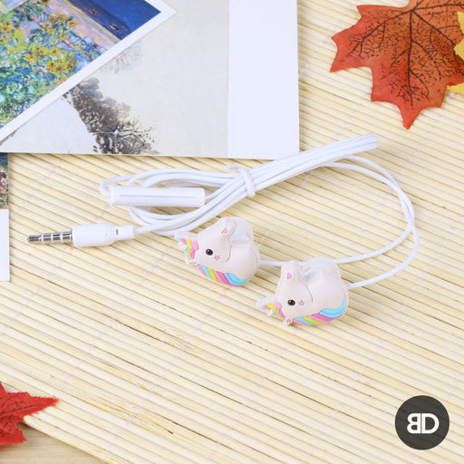 Unicorn earphone
