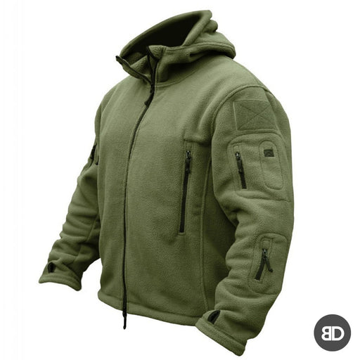 Winter Military Fleece Jacket