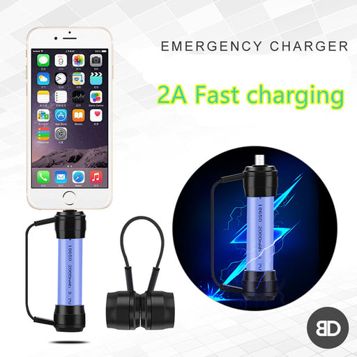 Portable Emergency Charger For iPhone